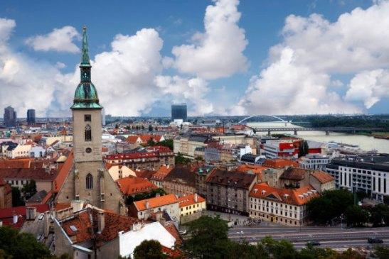 Bratysława (Fot. Shutterstock)