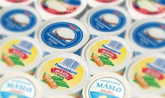 Pomazánkové máslo | foto: idnes.cz