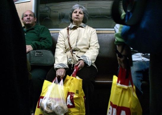 Weekendowe zakupy w ulubionym sklepie