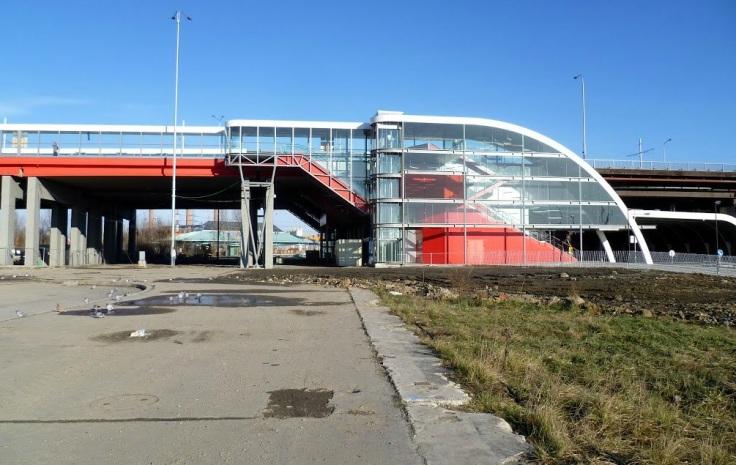 Nádraží Ostrava-Svinov 2013