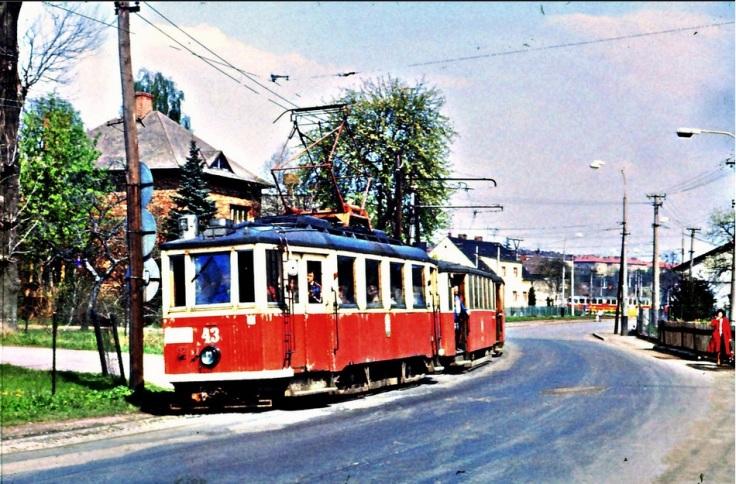 Ostrava Poruba Vřesinská, 1985