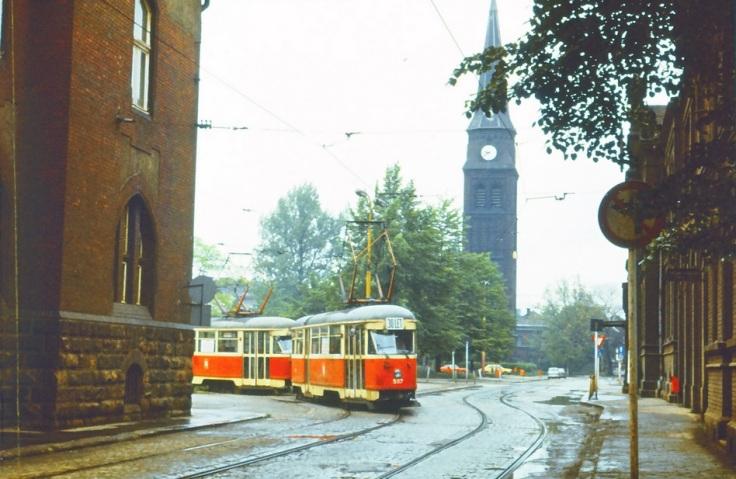 Ostrawa Vitkowice, 1986