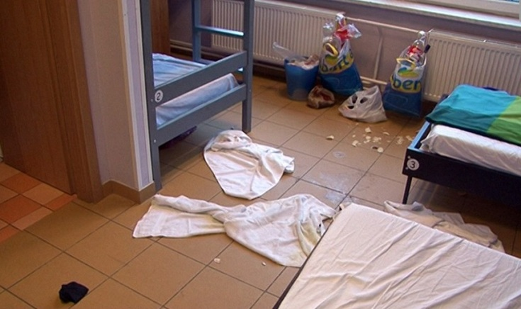 Pokoje zamieszkane przez Duńczyków